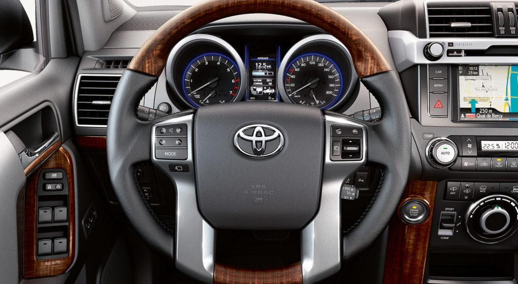 Toyota Land Cruiser 2013 Interior | by Toyota Motor Europe