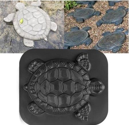 искусственный камень в форме черепахи
