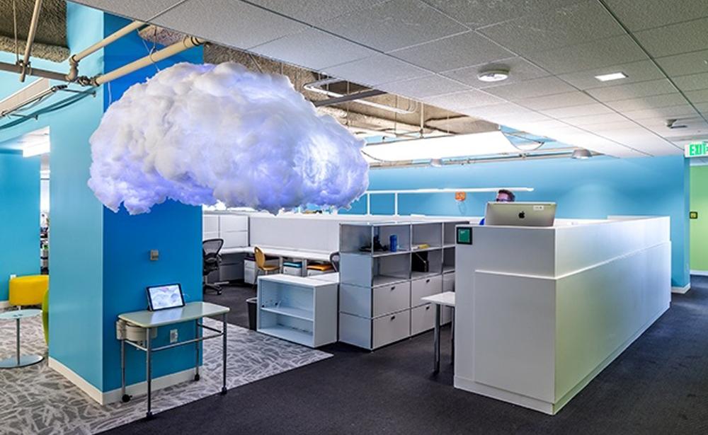 Пример офиса компании RPA — 15 крутых вариантов мировых маркетинговых и рекламных агентств