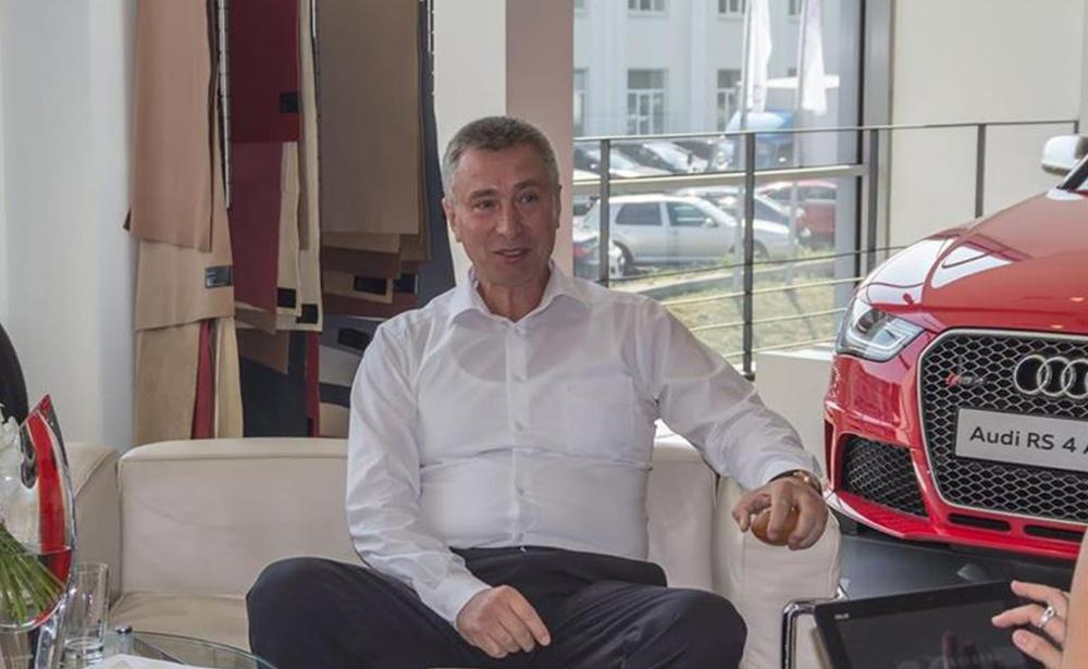 Из банкрота — в лучшего топ-менеджера Audi в Европе