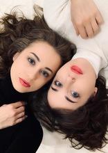 Daria and Anna style.