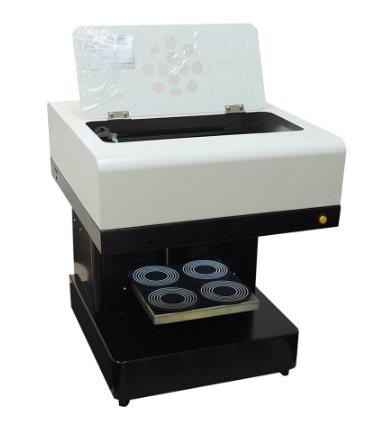 3D кофе-принтер на четыре чашки