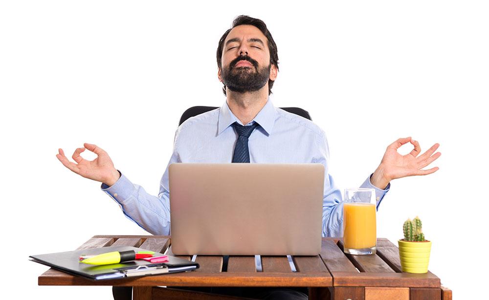 10 простых способов избавиться от стресса