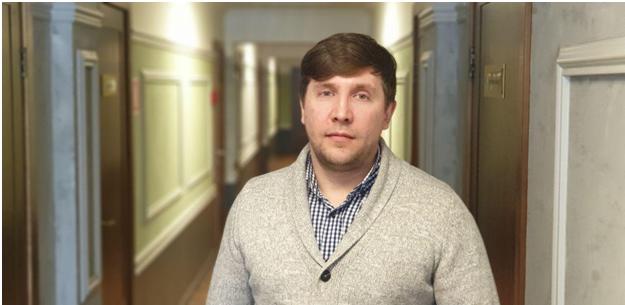 Антон Малышев занимается аудитом и построением бизнес процессов