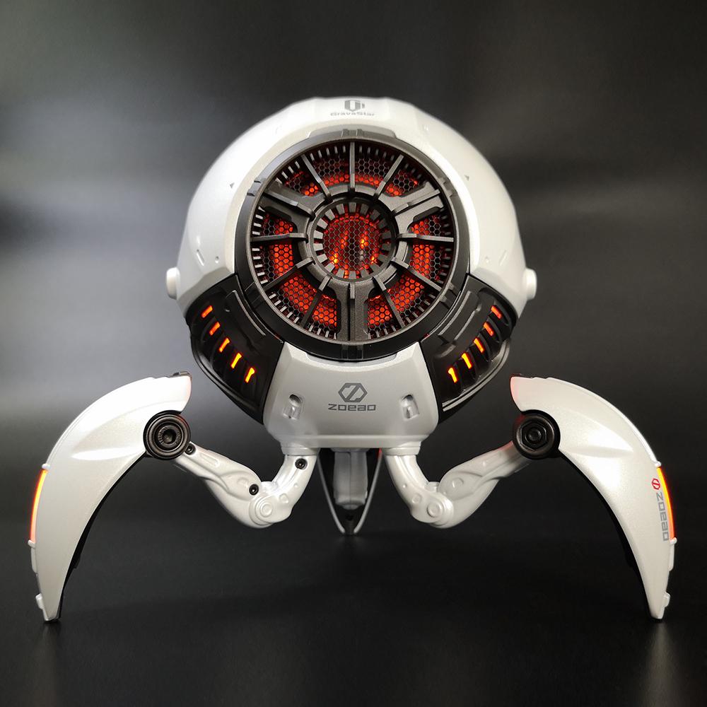 Белый инопланетный динамик