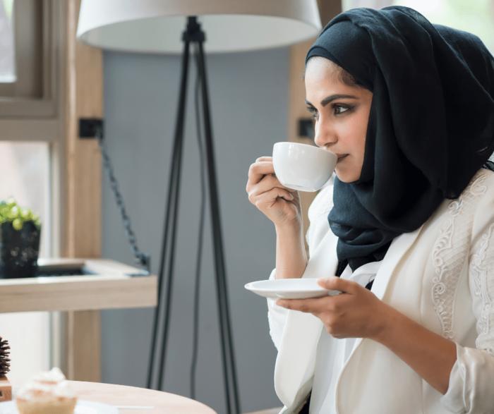 Кофе в Дубаи