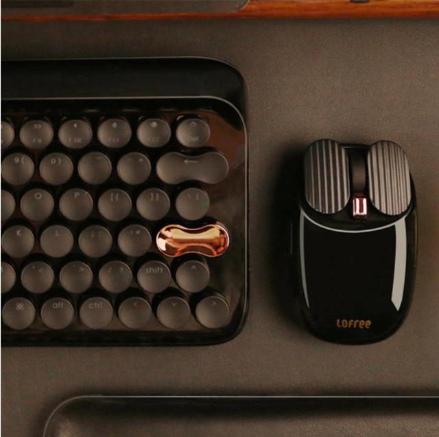 Кнопки и механическая мышь