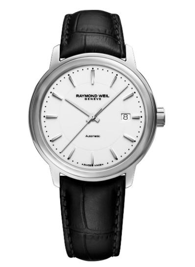 Швейцарские механические наручные часы Raymond Weil 2237-STC-30011