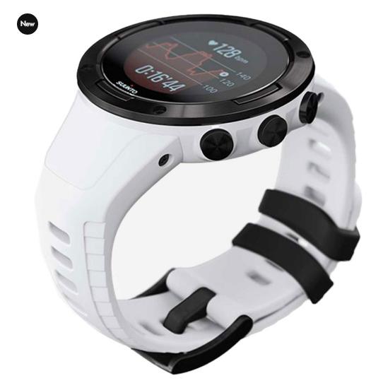 Спортивные наручные часы Suunto SS050446000 с хронографом
