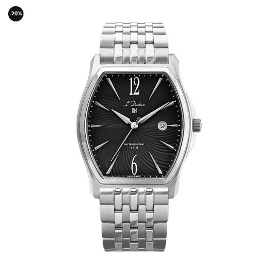 Швейцарские наручные часы L Duchen D301.10.21
