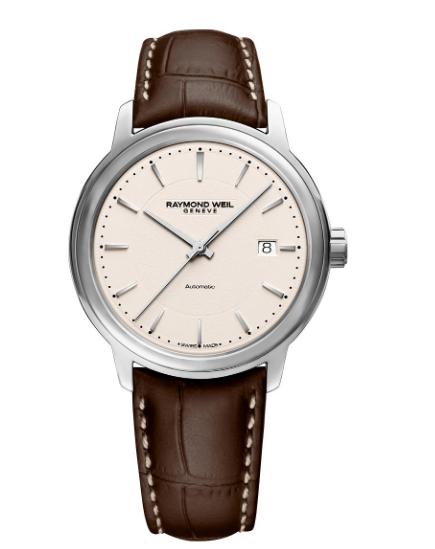 Швейцарские механические наручные часы Raymond Weil 2237-STC-65011