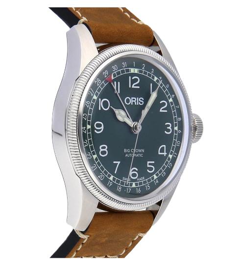 Швейцарские механические наручные часы Oris 754-7741-40-65LS