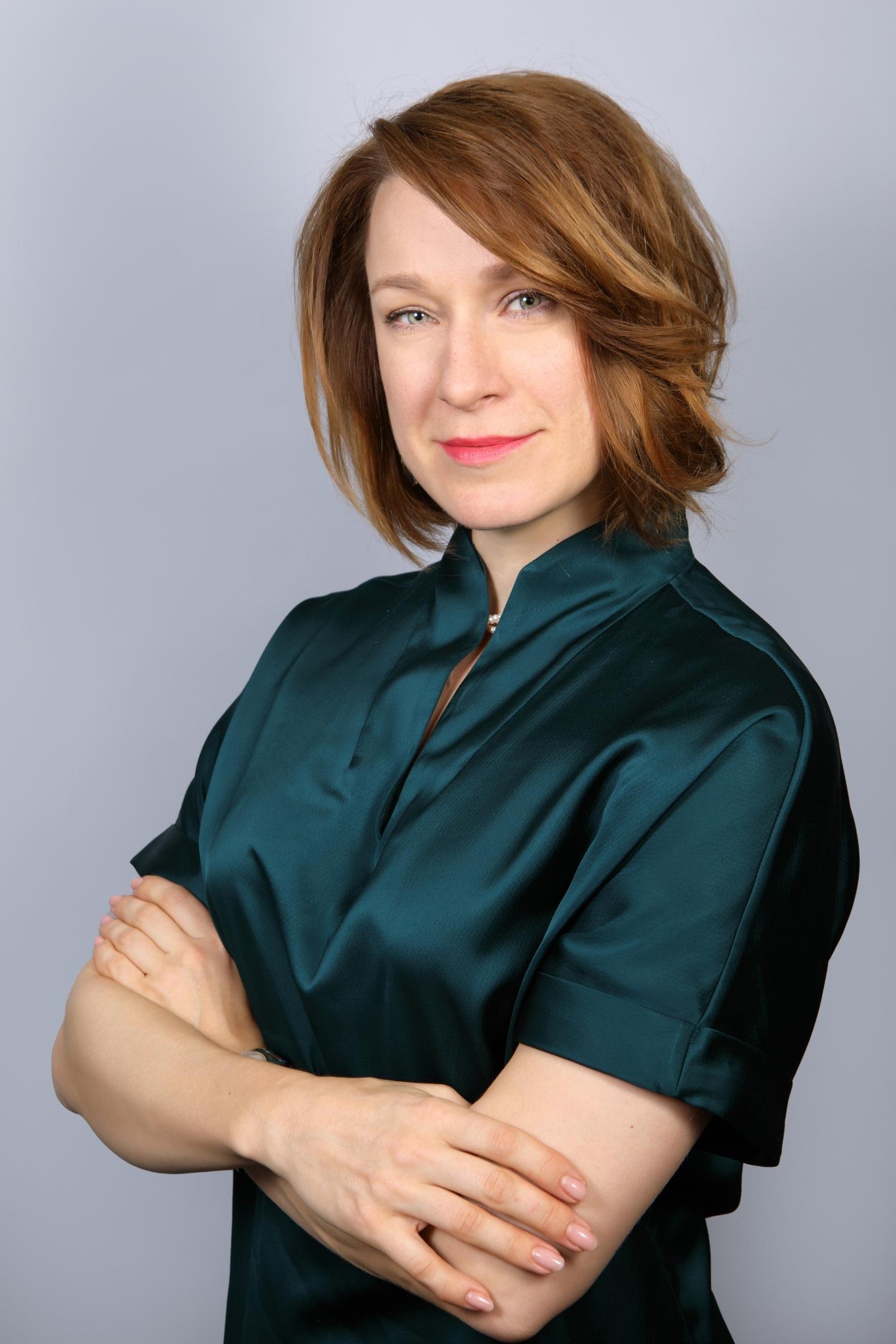 Елена Мариничева - вице-президент Moscow Sotheby's International Realty