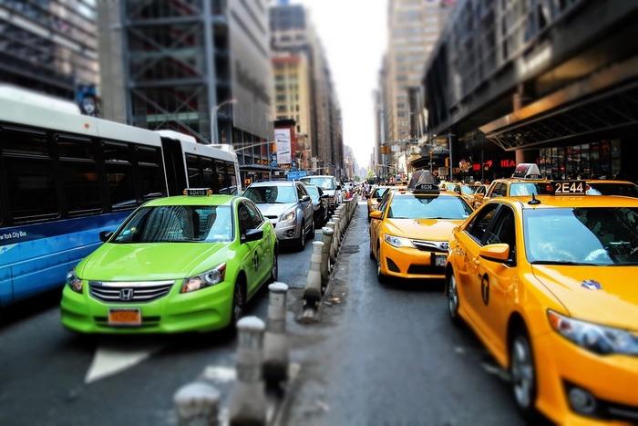 Такси лучше автомобиля