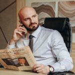 Иван Родионов, руководитель Клуба Олимп